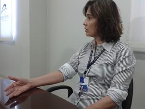 De acordo com administradora do Aroldo Tourinho, 9 pessoas permanecem isoladas no hospital (Foto: Michelly Oda / G1)