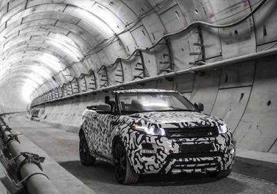 Range Rover Evoque (Foto: Divulgação)