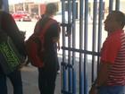 Sem vigilantes, funcionários de escola do AP se revezam na segurança