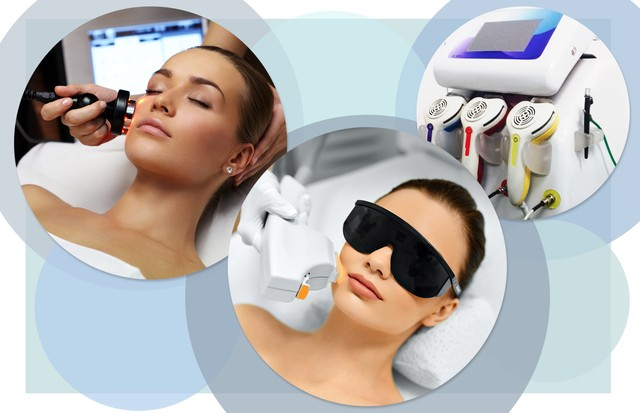 Tratamento de oxigenoterapia (Foto: Arte Vogue Online)