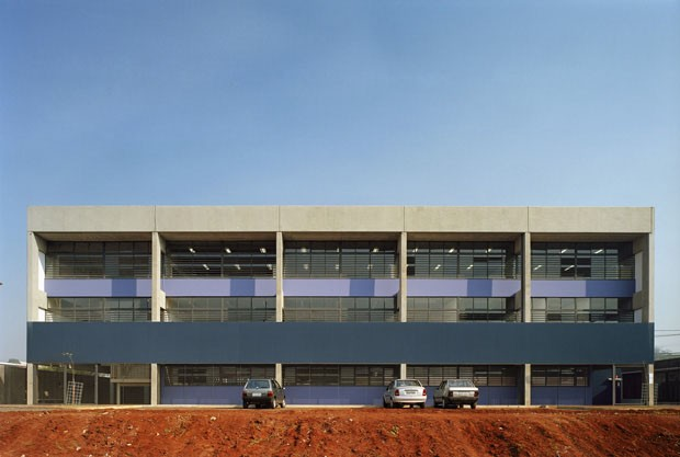 9 escolas brasileiras com bons projetos de arquitetura (Foto: Nelson Kon)