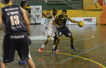 Mogi vence o Osasco e fecha primeiro turno do Paulista de basquete invicto