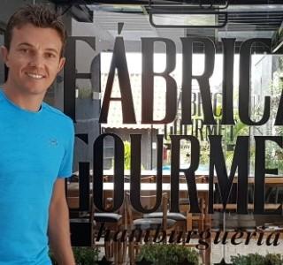 Dagoberto Fábrica Gourmet Hamburgueria (Foto: Arquivo Pessoal )