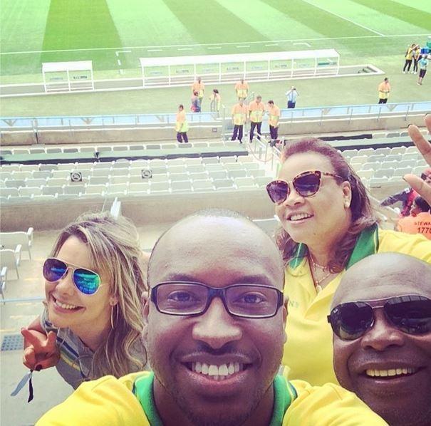 Fernansa Souza e Thiaguinho (Foto: Instagram / Reprodução)