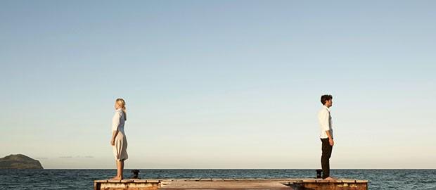 felizes e separados (Foto: Getty Images)