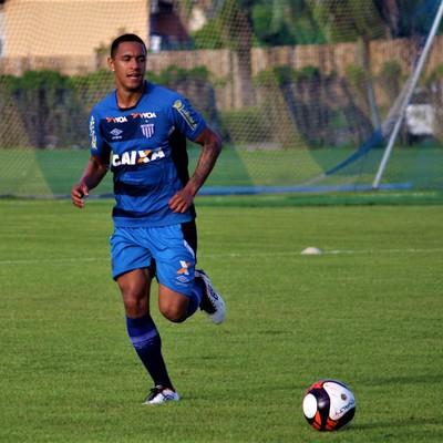 Leandro Silva Avaí (Foto: André Palma Ribeiro/Avaí FC)