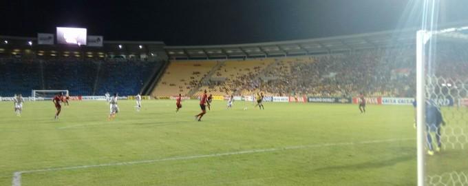 Sampaio e Oeste jogam no Castelão pela Série B do Brasileiro (Foto: Afonso Diniz / GloboEsporte.com)