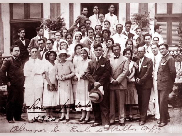Escola de Belas Artes do Recife. (Foto: Flávio Amara / Divulgação)
