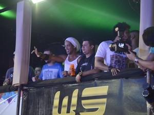 Ronaldinho Gaúcho (Foto: Davi Magalhães/ Divulgação)