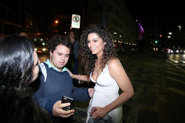 Camila Alves  (Foto:  Marcello Sá Barretto e Delson Silva / Agnews)