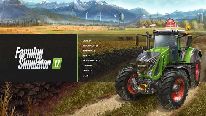 Como baixar e jogar Farming Simulator 17 para PS4, Xbox One e PC (Foto: Reprodução/Tais Carvalho)