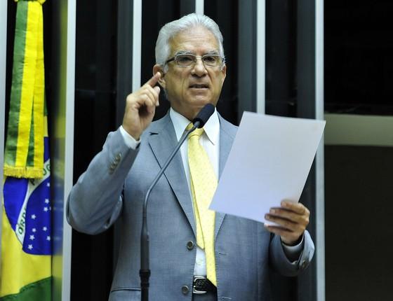 Rubens Bueno, líder do PPS na Câmara dos Deputados (Foto: Gabriela Korossy / Câmara dos Deputados)