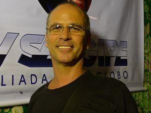 Fernando Petrônio coordenador do Levanta Poeira (Foto: Flávio Antunes/G1 SE)