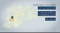 Itapecerica da Serra é nova parada da viagem que o BDSP faz pelas cidades da Grande SP