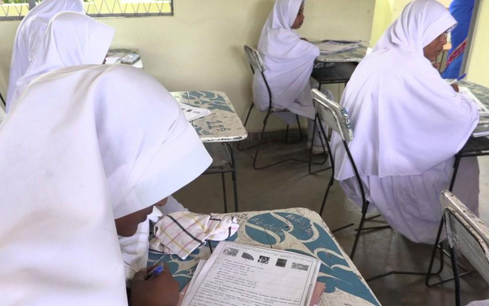 Questões legais colocam meninas muçulmanas sob a ameaça de casamentos forçados (Foto: BBC)