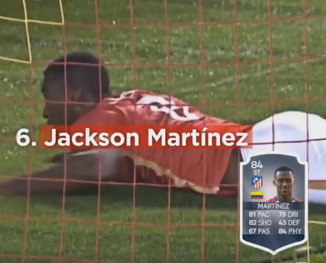 Jackson Martínez no Fifa