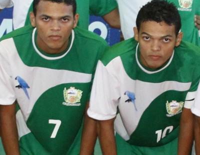 Alan e Alex, Curaçá, Copa TV Grande Rio de Futsal (Foto: Arquivo/ TV Grande Rio )