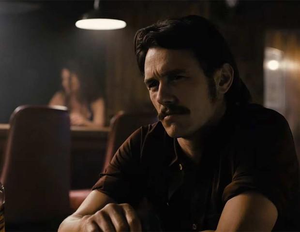James Franco no trailer de 'The Deuce', nova série da HBO (Foto: reprodução )