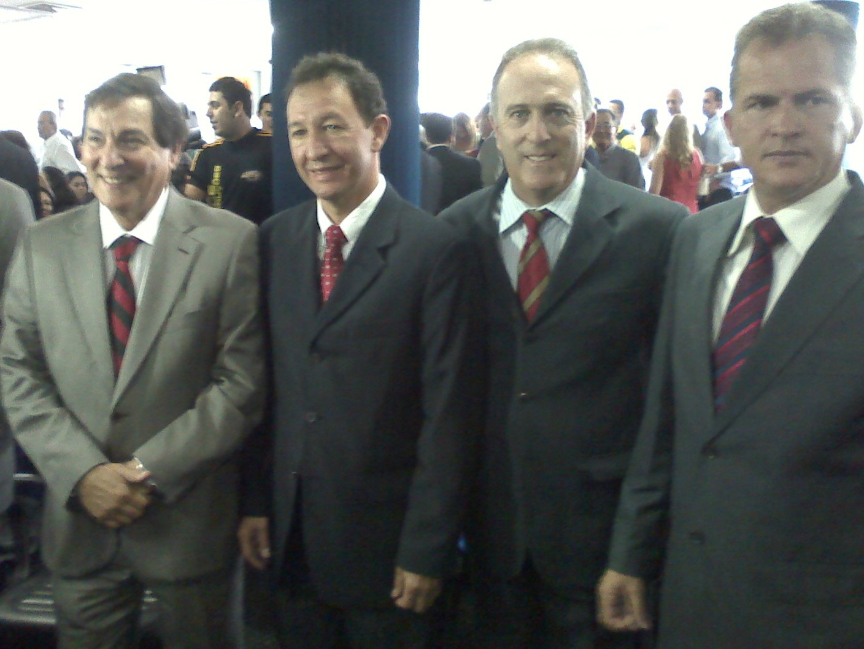 Diplomação de eleitos na região de Itapetininga (SP). (Foto: Carlos Alberto Soares / TV Tem)