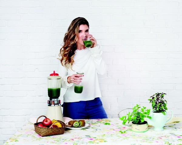 Alana Rox - dieta vegana (Foto: Divulgação)