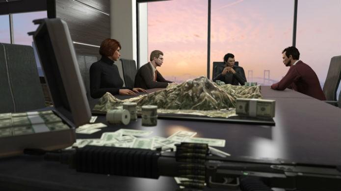 Compre um escritório para administrar os seus negócios (Foto: Divulgação/Rockstar Games)