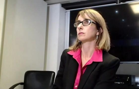 Dora Cavalcanti, advogada da Odebrecht (Foto: Reprodução/Youtube)