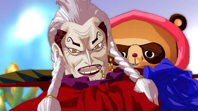 Red e Pato foram desenhados pelo criado de One Piece (Foto: Reprodução/Gatheryourpaty)