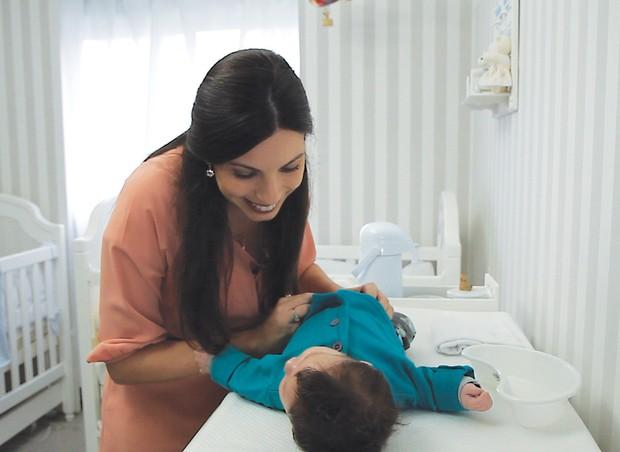 Perceber as necessidades do bebê é uma boa maneira de estabelecer uma rotina para os seus filhos (Foto: Divulgação)