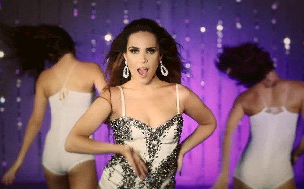 wanessa turn it up (Foto: Reproducao)