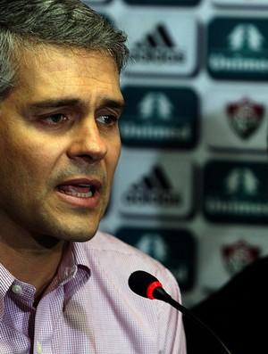 peter siemsen fluminense rodrigo caetano (Foto: Nelson Perez / FluminenseFC)
