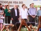 Dilma anuncia que irá lançar programa habitacional em Belém