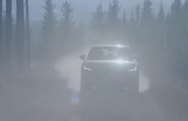 Audi Q2 tem teaser revelado (Foto: Reprodução)