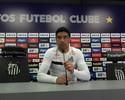 Renato crê que Santos poderia estar melhor se tivesse maior investimento