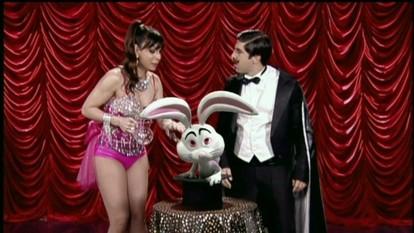 Mister Z encerra as atrações da noite no Kate's Cabaret