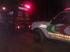 Policia investiga mortes de homens encontrados sem vida em rio e vala