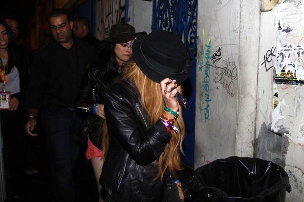 Lindsay Lohan (Foto: AgNews )
