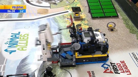 Estudantes gaúchos participam de campeonato de robótica na Austrália