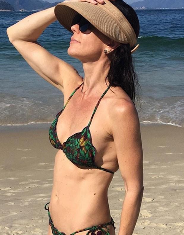 Flavia Monteiro  (Foto: Reprodução)
