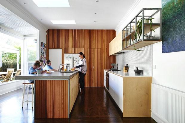 Casa Dan Gayfer (Foto: Dean Bradley/Divulgação)