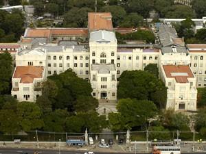 Faculdade de Medicina da USP (Foto: USP Imagens)