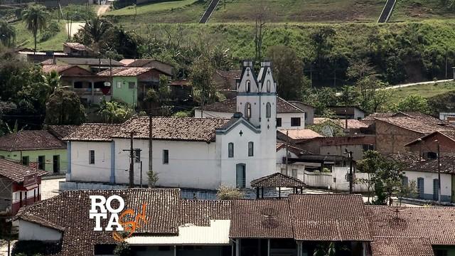 Rota do Sol em Iporanga (Foto: Reprodução/TV Tribuna)