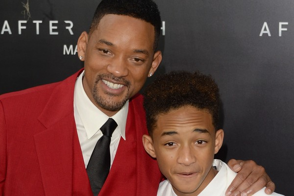 Will Smith e Jaden Smith (Foto: Getty Images)