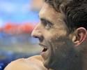 Ele não para! Phelps avança e começa a busca pelo tetra nos 100m borboleta