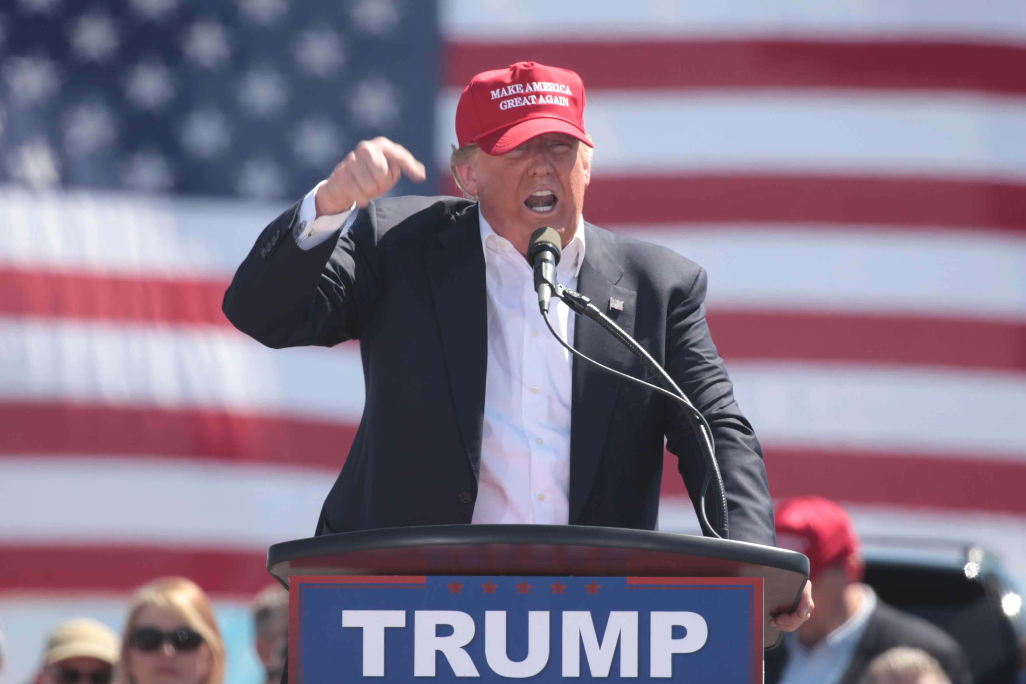 Trump (Foto: WikiCommons)