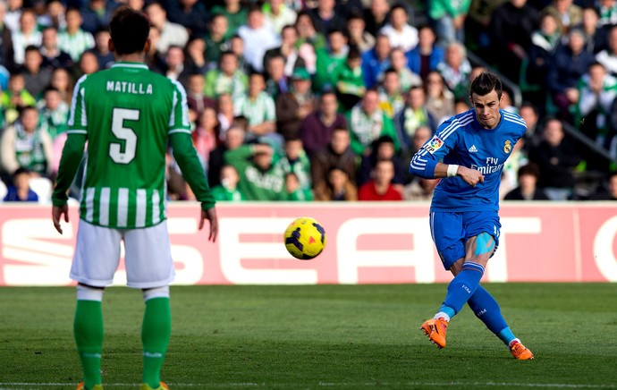 bale real madrid x betis (Foto: Getty Images)