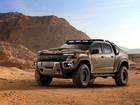 GM mostra picape movida a hidrogênio para uso militar