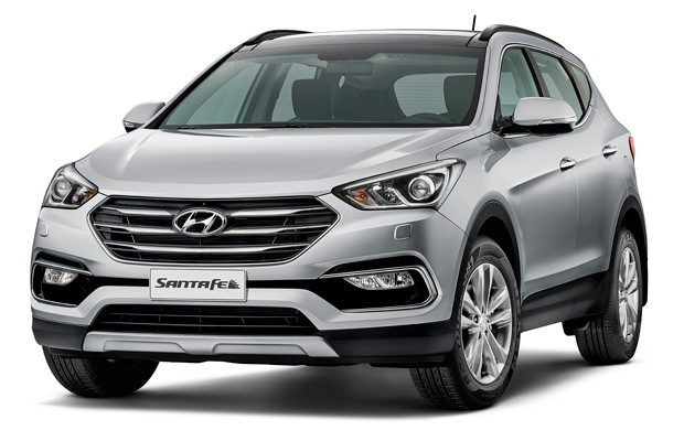Hyundai Santa Fe 2016 (Foto: Divulgação)