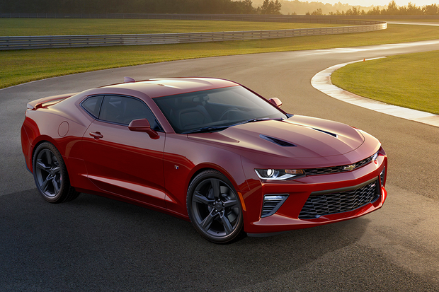 Chevrolet Camaro Ss 2016 Foto General Motors