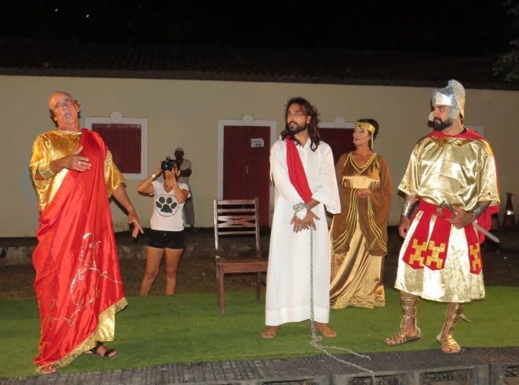 Paixão de Cristo Fernando de Noronha 6