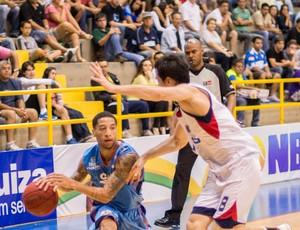 Franca x Liga Sorocabana - NBB (Foto: Divulgação/Newton Nogueira)